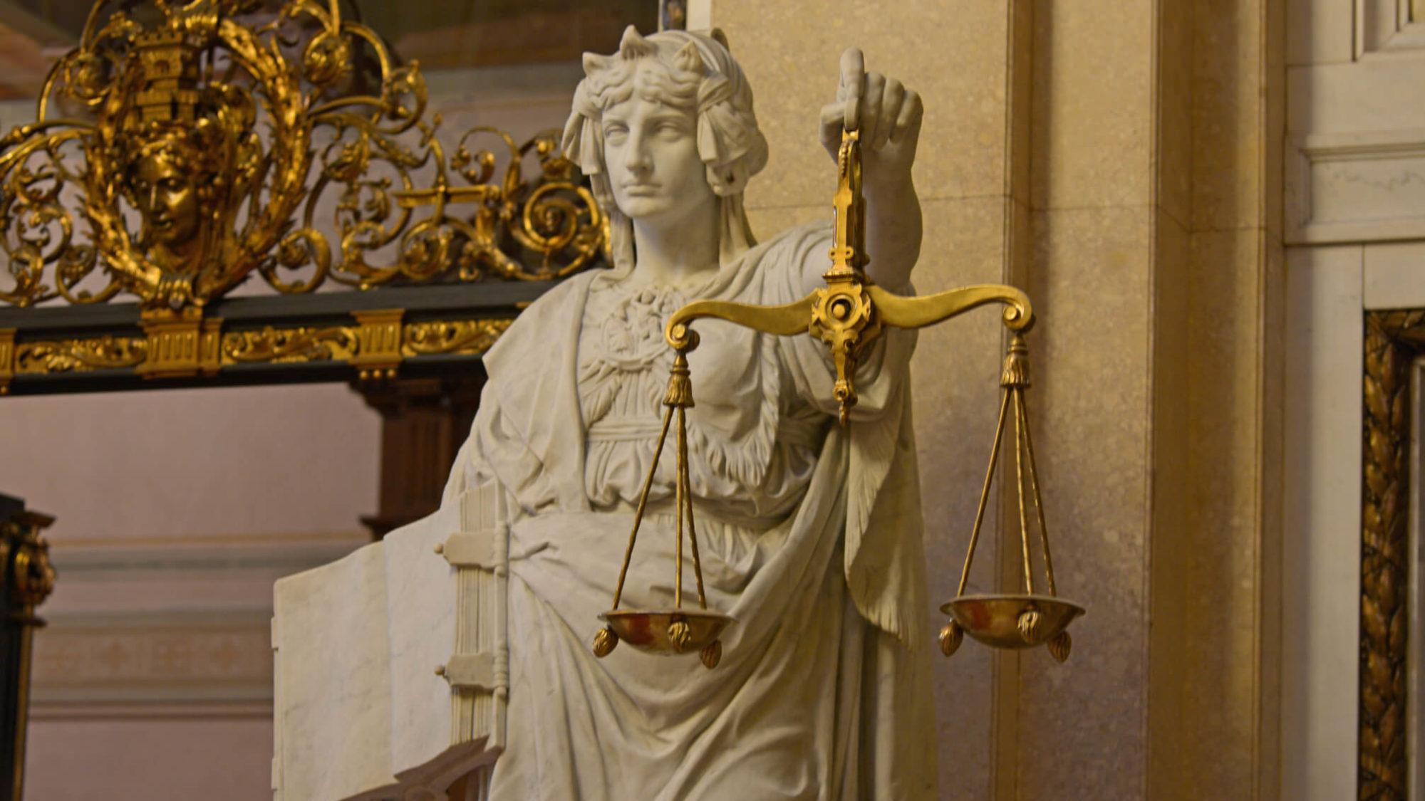 Justizia Justizbehörde Hamburg - Blog Till Steffen - Foto: Marco Lange