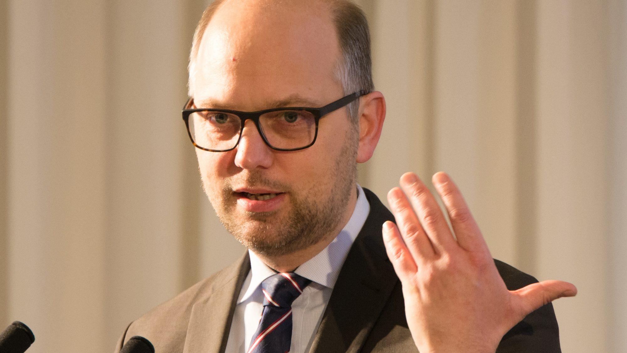 Bei der Tagung der Deutschen Sektion der Internationalen Juristenkommission habe ich ein Grußwort zum Rechtsstaat gehalten.